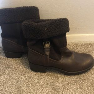 Sonoma Short Brown Boots